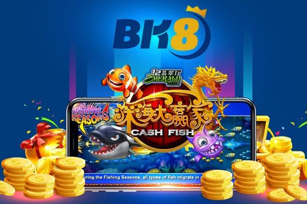 เกมยิงปลาเว็บไหนดี - BK8